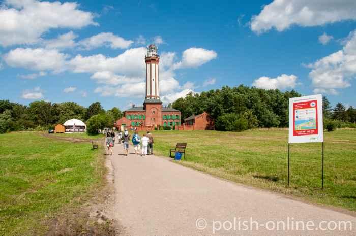 Leuchtturm Horst (Niechorze)
