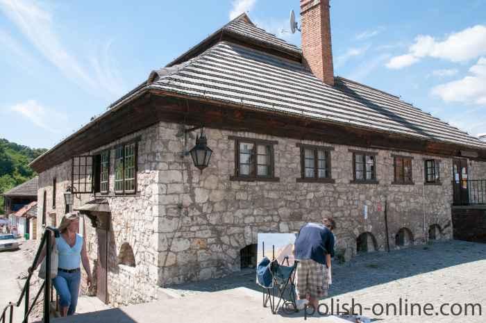 Ehemalige Synagoge in Kazimierz Dolny