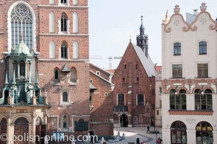 Jesuitenkirche der Heiligen Barbara
