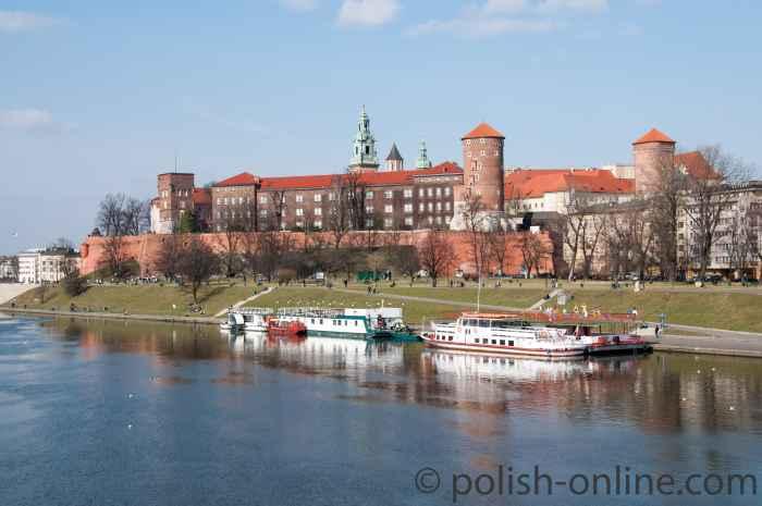 Wawel-Burg Krakau (Kraków)