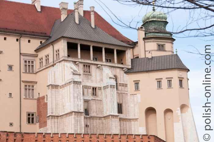 Turm der Jordanka in Krakau (Kraków)