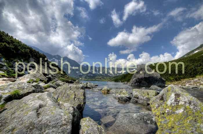 Großer Polnischer See Hohe Tatra