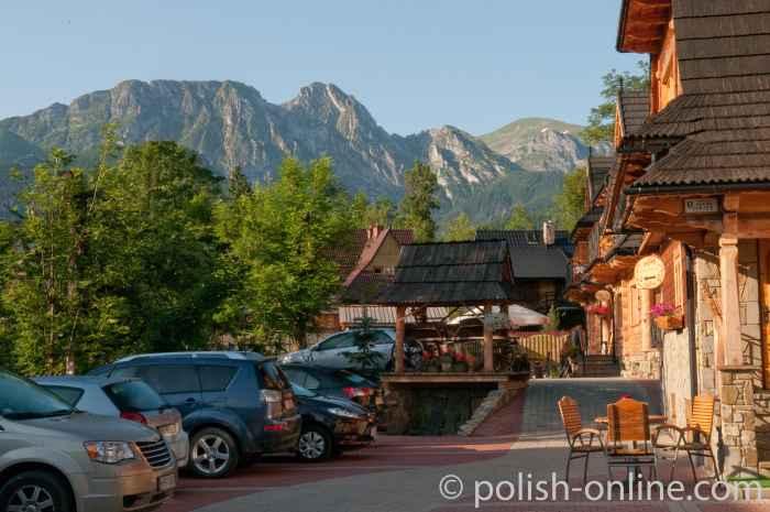 Hotel in Zakopane Hohe Tatra