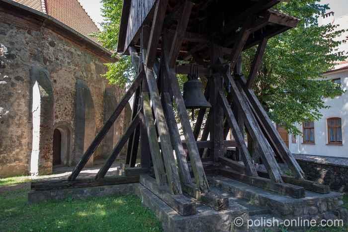 Glockenturm der Dreifaltigkeitskirche