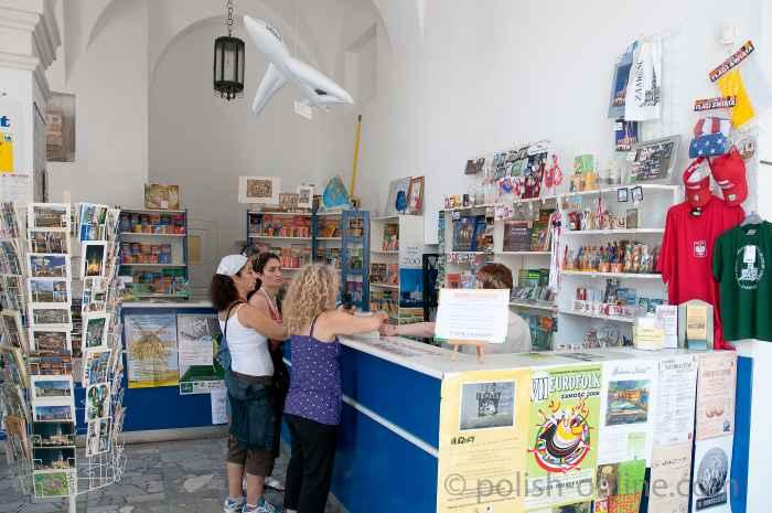 Touristeninformation in Zamosc