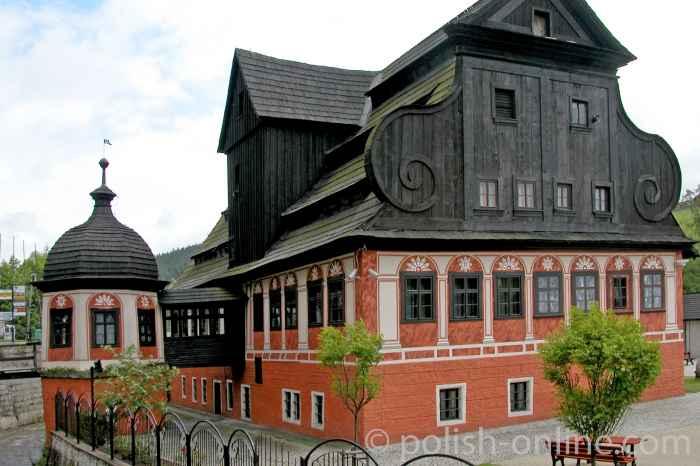 Papiermühle in Bad Reinerz