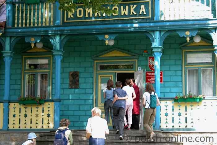 Nikifor-Museum in Krynica Zdrój