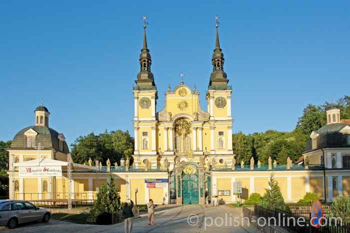Heilige Linde in Masuren Polen