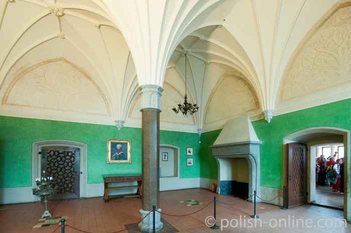 Königsberger Saal Marienburg (Polen)