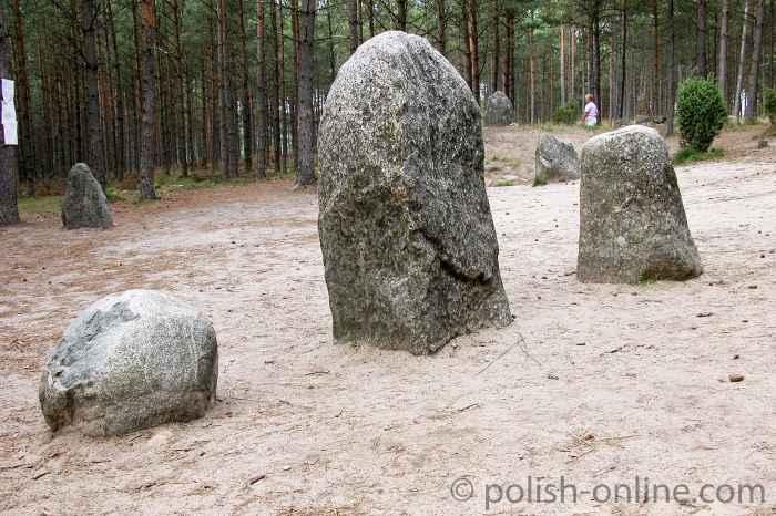 Steinkreise von Węsiory