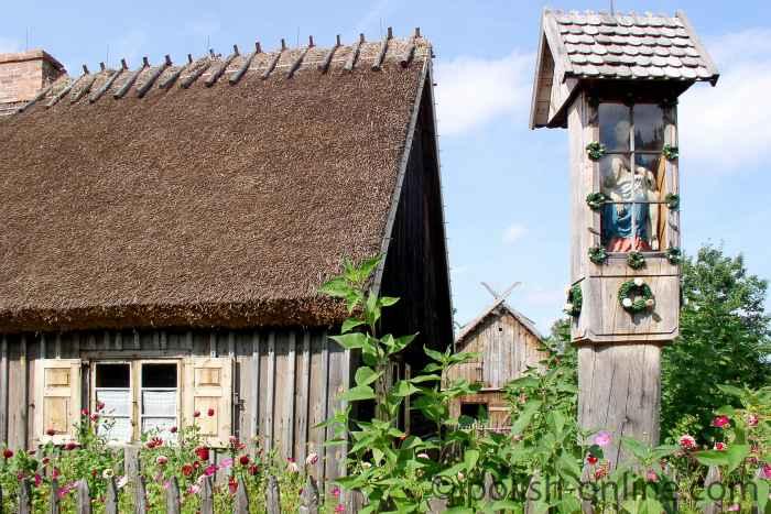 Kaschubischer Ethnographischer Park in Wdzydze Kiszewskie