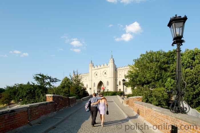 Burg in Lublin