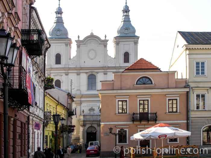 Jesuitenkloster in Piotrków Trybunalski