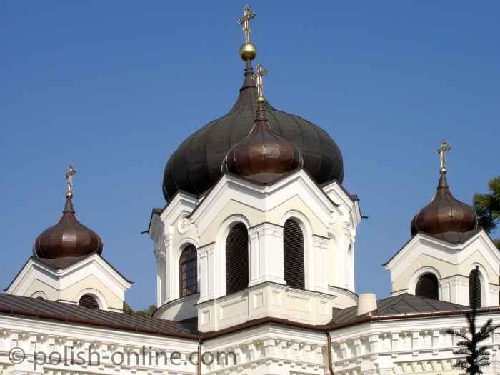Orthodoxe Kirche in Piotrków Trybunalski