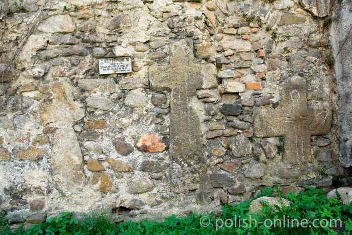 Sühnekreuze in Arnsdorf (Miłków)