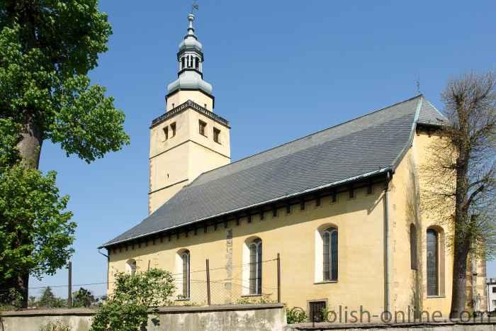 Pfarrkirche der Heiligen Jungfrau Maria