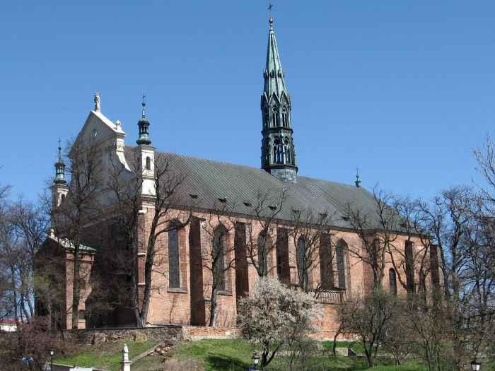 Katedrale (Dom) von Sandomierz