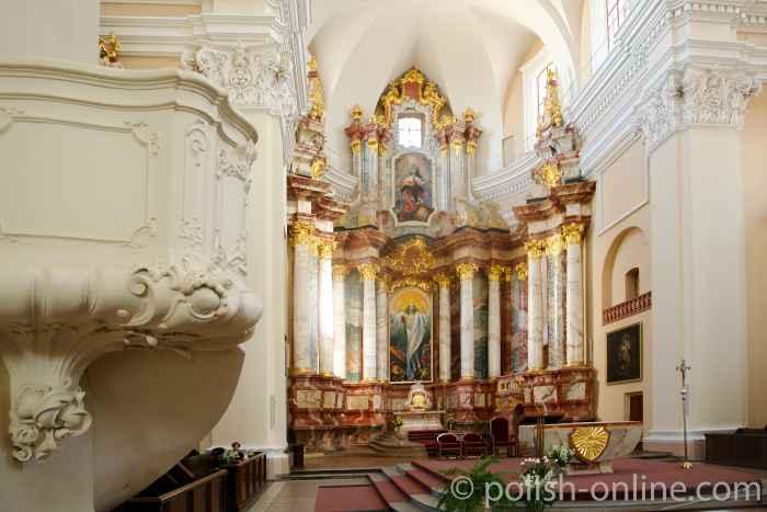 Kirche des heiligen Kasimir in Vilnius