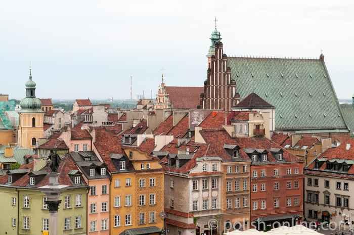 Johanneskathedrale in Warschau