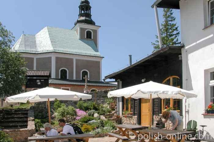 Wirtschaft und Kirche auf dem Spitzberg bei Wölfesgrund