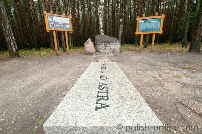 Żagań - Denkmal für alliierte Piloten