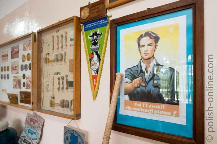 Museum der Landwirtschaftlichen Produktionsgenossenschaft in Bolegorzyn