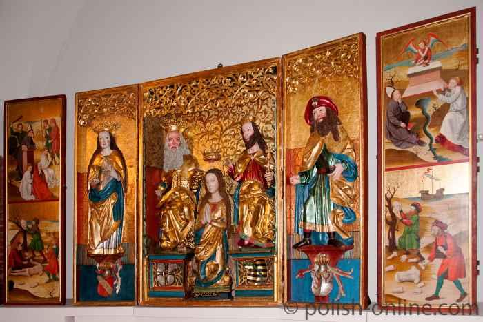 Triptychon Marienburg (Malbork)