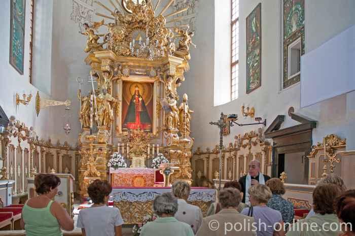 Bildnis der Muttergottes von Kodeń