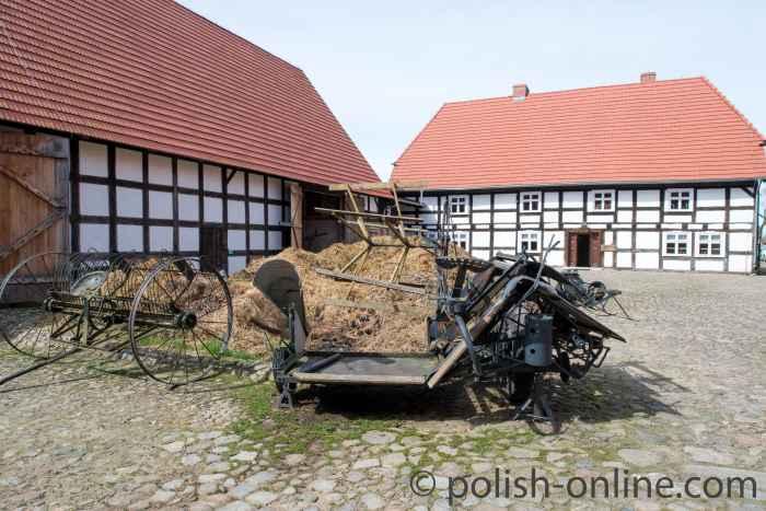 Albrechtshof in Schwolow (Swołowo)