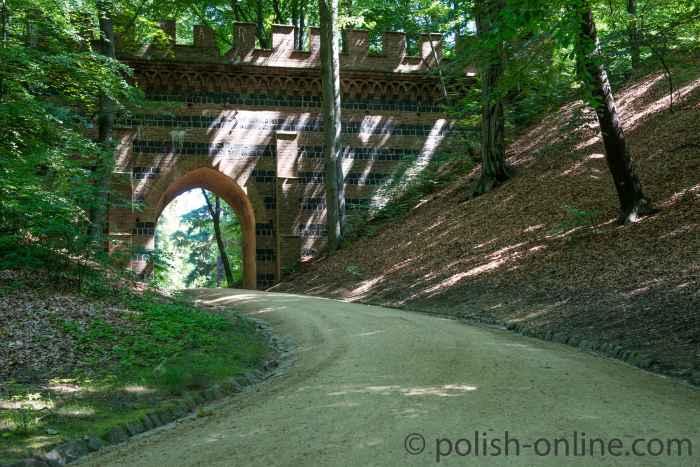 Foto Großes Viadukt Fürst-Pückler-Park