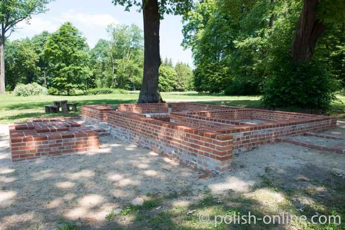 Foto Fundamente Englisches Haus