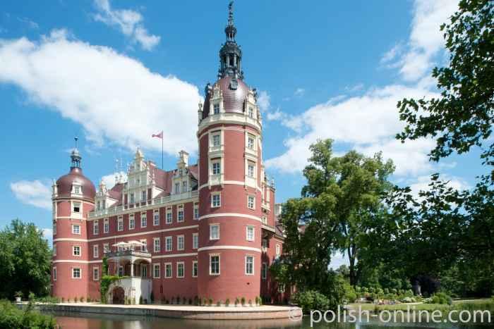 Foto Neues Schloss Fürst-Pückler-Park Bad Muskau