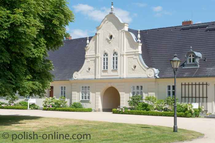 Beamtenwohnhaus im Fürst-Pückler-Park Bad Muskau