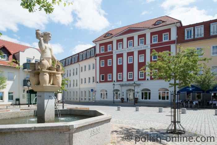 Kurhotel Fürst Pückler Bad Muskau