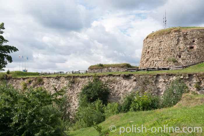 Stadtbastion und Donjon Festung Silberberg (Twierdza Srebrnogórska)