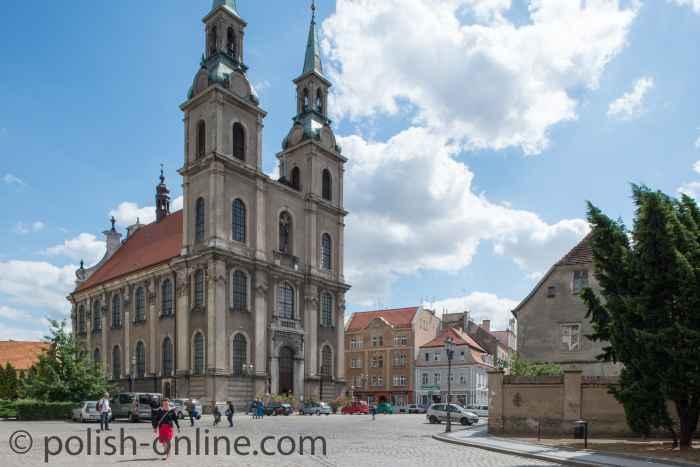 Kreuzkirche in Brieg (Brzeg)