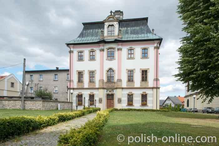 Gästehaus im Kloster Grüssau