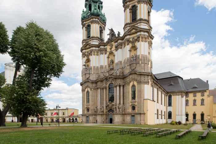 Abteikirche Mariä Himmelfahrt Kloster Grüssau