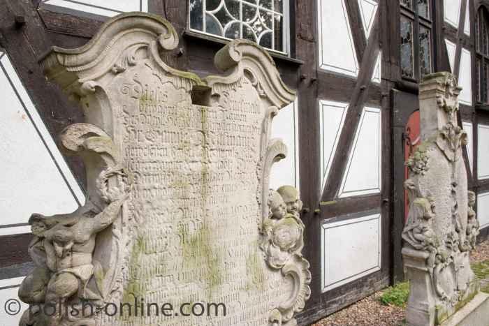 Epitaphien Friedenskirche Schweidnitz