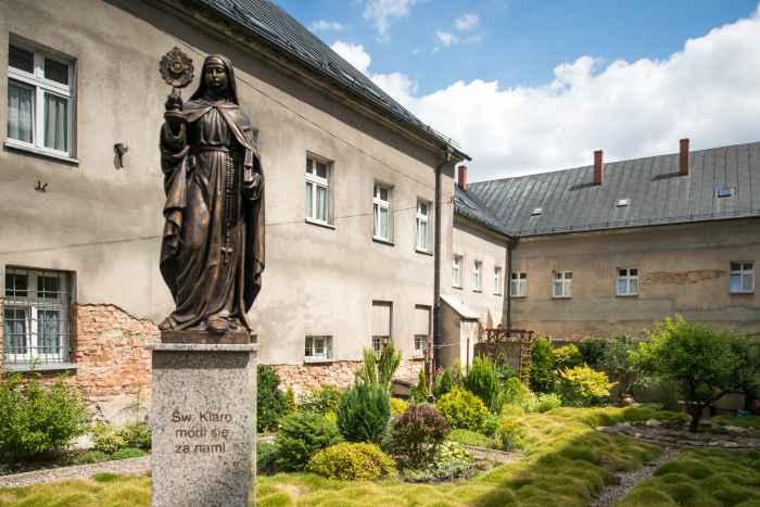 Klostergarten in Frankenstein (Ząbkowice Śląskie)