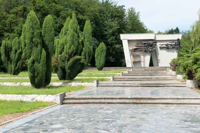 Denkmal für sowjetische Kriegsgefangene