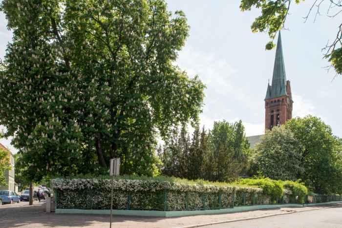St.-Andreas-Bobola-Kirche in Bromberg (Bydgoszcz)