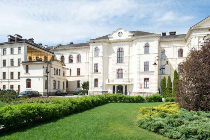 Rathaus von Bromberg (Bydgoszcz)