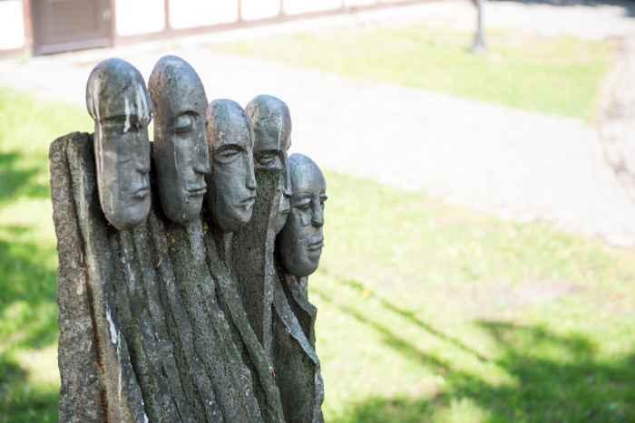Skulptur in Bromberg (Bydgoszcz)