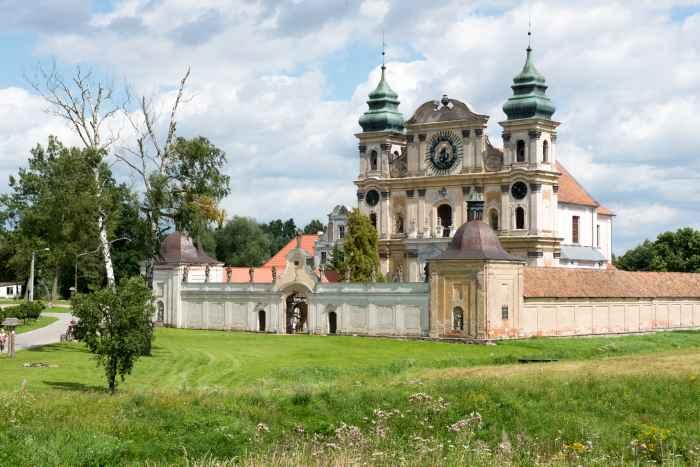 Wallfahrtskirche in Krossen (Krosno)