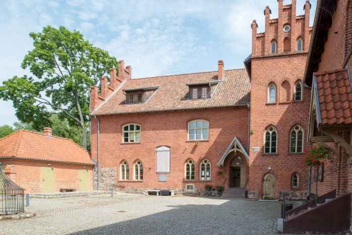 Gymnasium in der Hohensteiner Burg