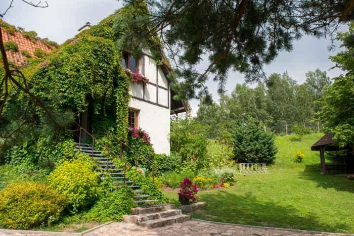Museum der Hirsch-Farm in Kosewo Górne