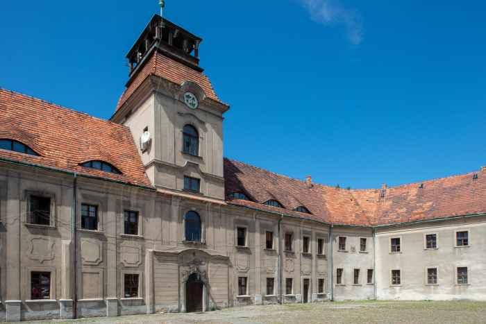 Augustinerkloster in Żagań