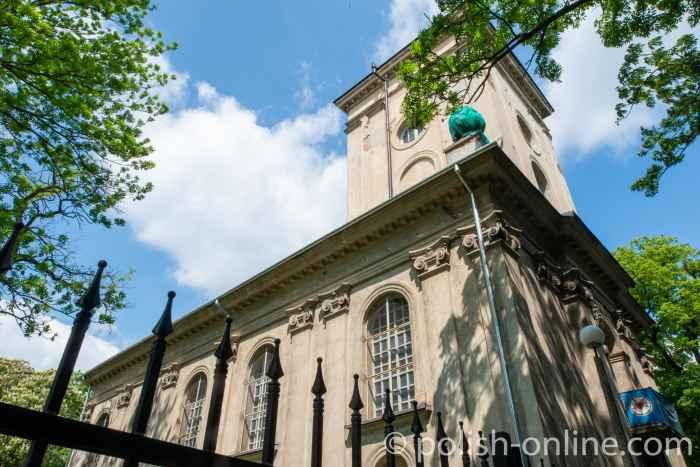 Evangelisch-augsburgische Kirche in Lublin
