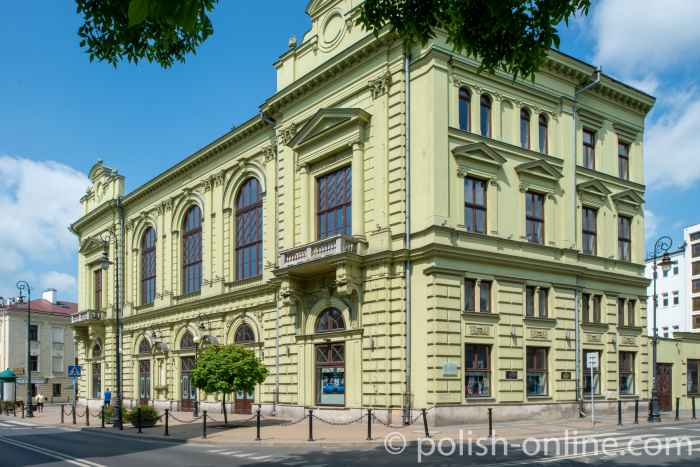 Juliusz-Osterwa-Theater in Lublin